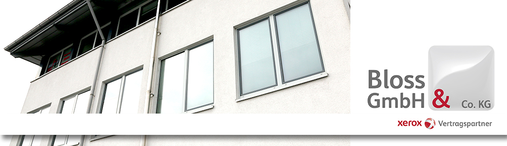Bloss GmbH & Co. KG